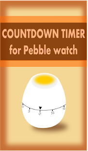 Timer for Pebble
