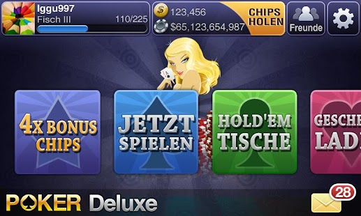 poker deluxe deutsch