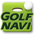 ゴルフナビ(GolfNavi) ゴルフ場マップ/ゴルフ場検索 icon