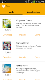 wingwave – Miniaturansicht des Screenshots