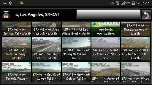 California Cameras - Traffic  screenshots 7