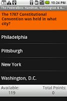 Screenshot of The Federalists: Shmoop Guide