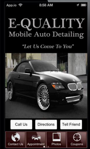 E-Quality Mobile Detailing