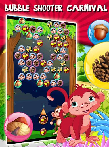 Magic Jungle - Bubble Shooter