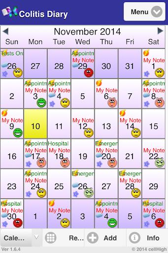 Colitis Diary