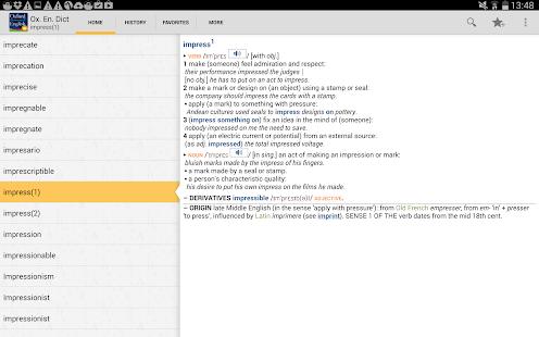 玩免費商業APP|下載OfficeSuite Oxford Dictionary app不用錢|硬是要APP