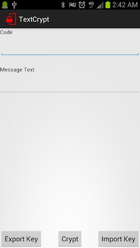 TextCrypt 1.1