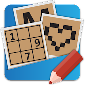 Crosswords, Sudoku, Nonograms