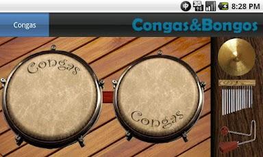 Congas & Bongos Pro