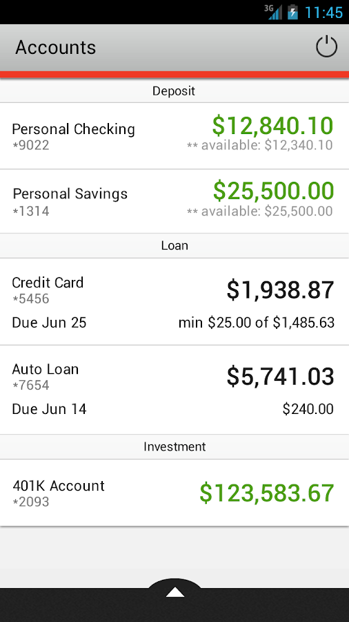 Independent Bank Mobile - screenshot