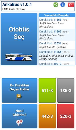 AnkaBus: EGO Akıllı Otobüs