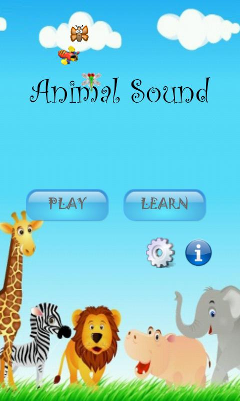 Animal Sound Pro - FREE- screenshot