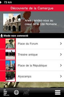 MyProvence ZeVisit - screenshot thumbnail