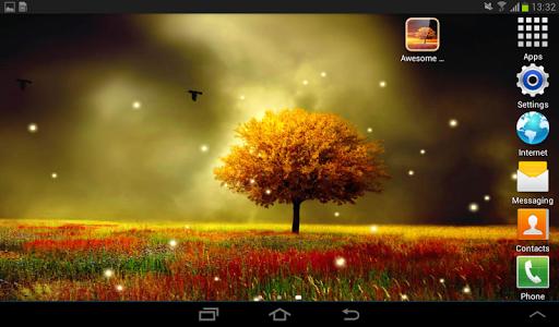 Awesome-Land Live wallpaper HD : Grow more trees 3.3.8 screenshots 16