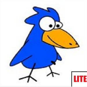 Flappy Bluebird Lite 動作 App Store-癮科技App