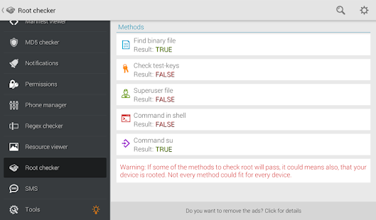 Developer (Material design) Screenshot 30