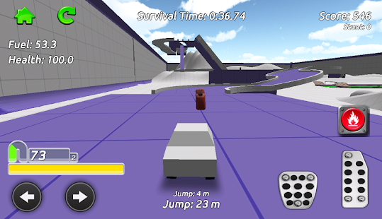 Stunt Car Driving Simulator 3D- screenshot thumbnail