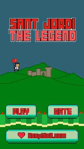 Sant Jordi The Legend 2014