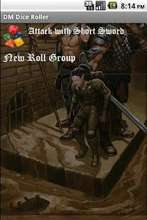 Dungeon Master Dice Roller- screenshot thumbnail