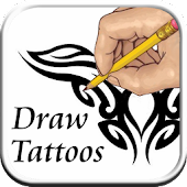 How to draw tattoos!
