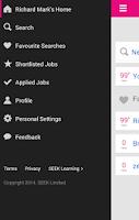 Screenshot of SEEK - Jobs