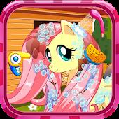 Pony makeover hair salon APK Descargar