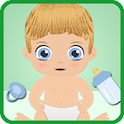 baby care games icon