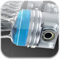 Piston Engine Live Wallpaper icon