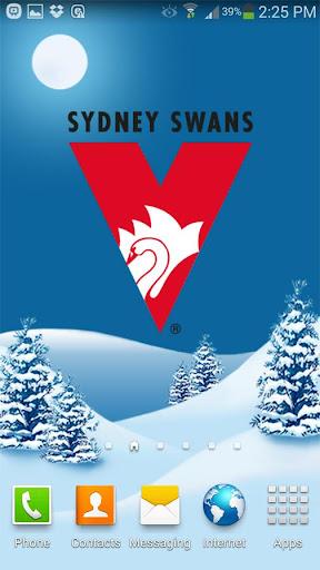 Sydney Swans Snow Globe
