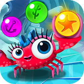 Bubble Heroes: Starfish Rescue