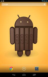 Android KitKat 3D- screenshot thumbnail