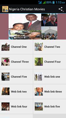 Nigeria Christian Movies - screenshot