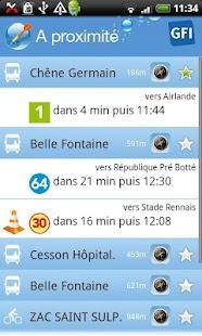Tout Rennes Bouge - screenshot thumbnail