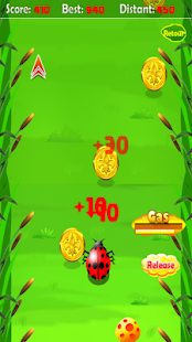 Magic Ladybug game- screenshot thumbnail