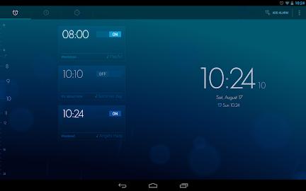 Timely Alarm Clock Screenshot 1
