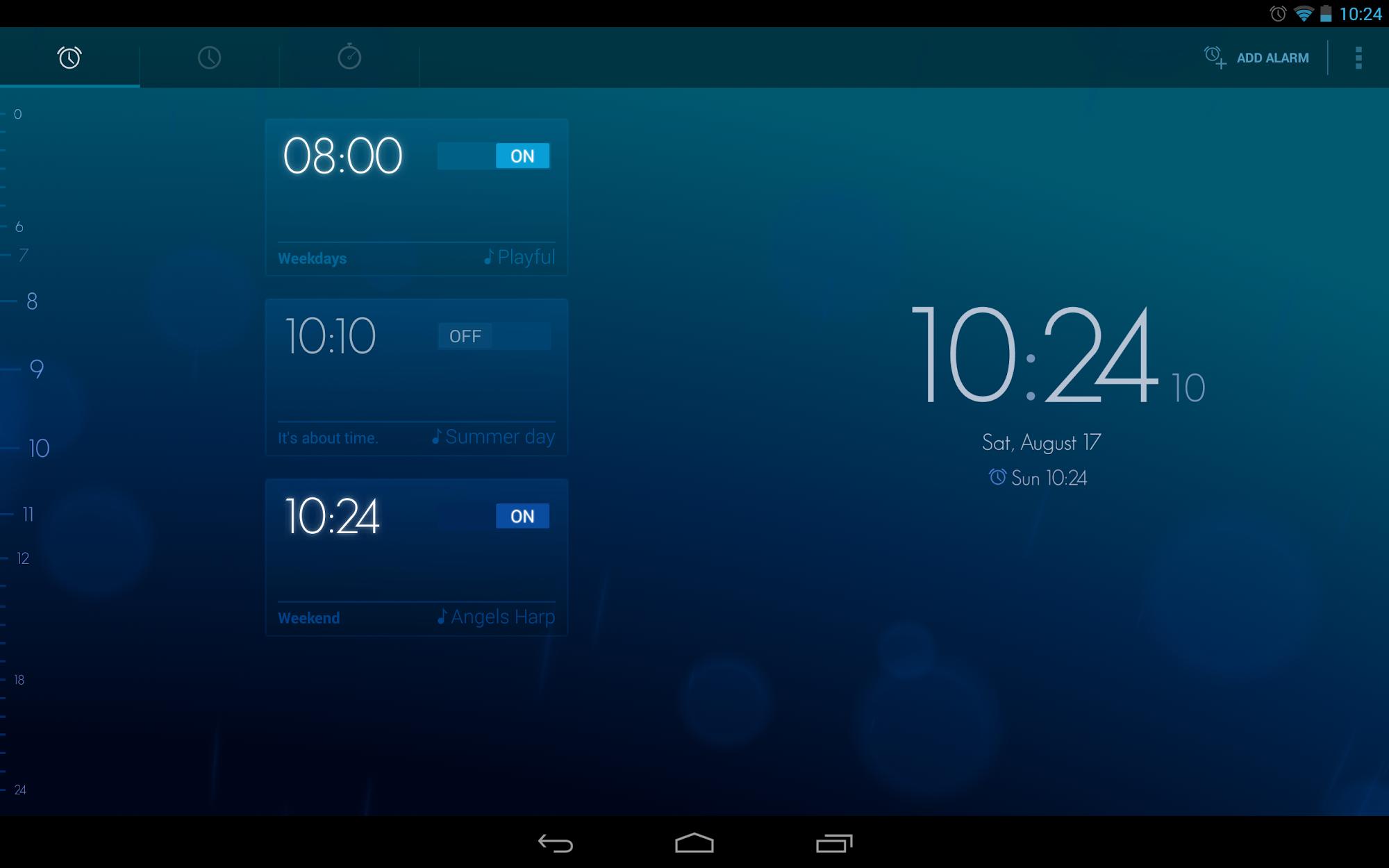 Timely Alarm Clock screenshot #9