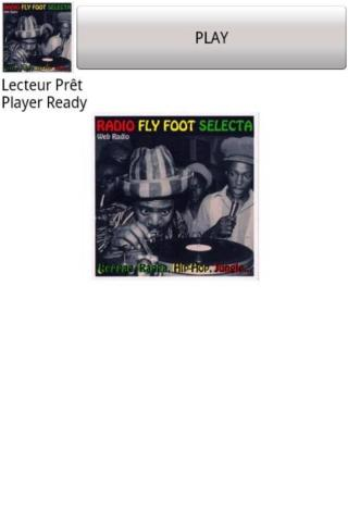 Radio Fly Foot Selecta - screenshot