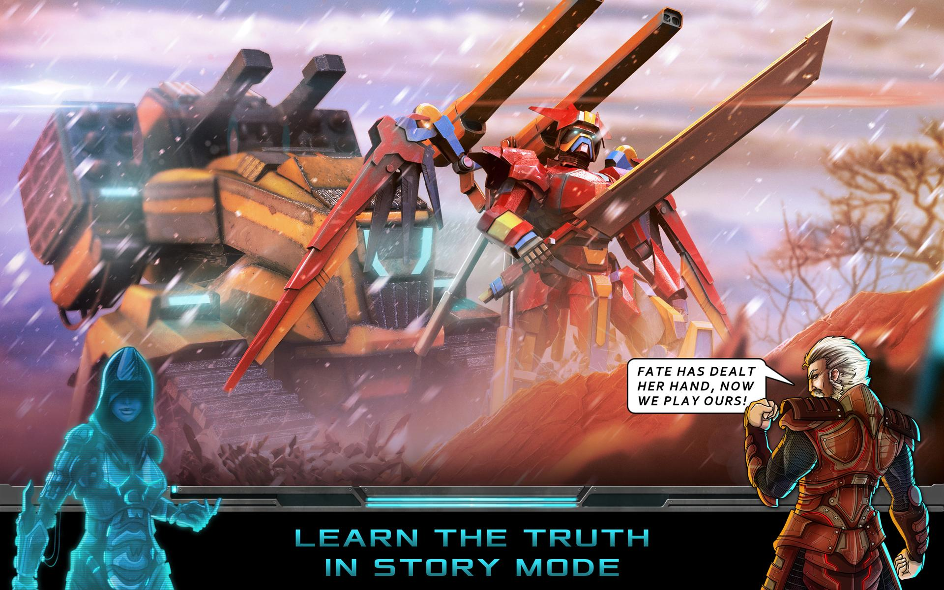 Nitropia: War Commanders screenshot #15