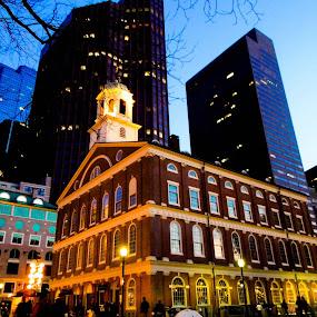 Boston by Plamen Valkovski - Buildings & Architecture Public & Historical