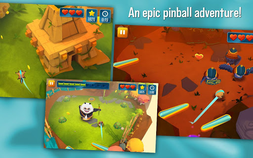 Momonga Pinball Adventures  screenshots 12