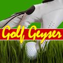 Golf Geyser logo