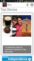 Screenshot of Philly.com