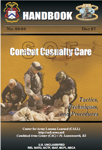 Special Ops Casualty Care