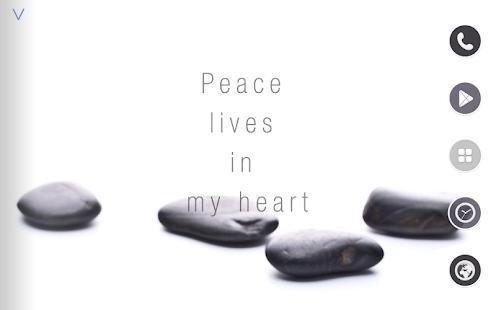 Peace Atom theme