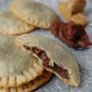 Fudgey Peanut Butter Hand Pies
