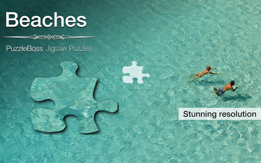 Beach Jigsaw Puzzles Demo