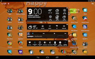 Screenshot of LC Turkey Theme Apex/Go/Nova
