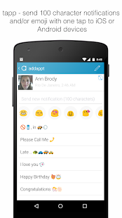 addappt: up-to-date contacts - screenshot thumbnail