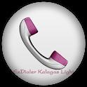 ExDialer Kalagas Pink Theme ® icon