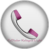 ExDialer Kalagas Pink Theme ®